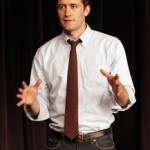 Mr. Schuester Goes Into the Recording Studio…