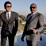 "The Viewfinder: Zach Braff & Donald Faison Take It ""Outside"""