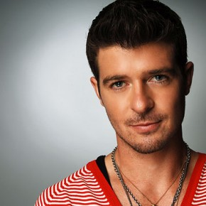 "I Wanna Listen to Robin Thicke's New Song ""4 the Rest of My Life"""