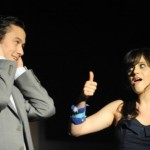 The Viewfinder: Well, I Guess We Know What Zooey Deschanel and Joseph Gordon-Levitt Are Doing For New Years Eve….
