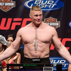 Octagon Blues - You're All Going To Miss Brock Lesnar