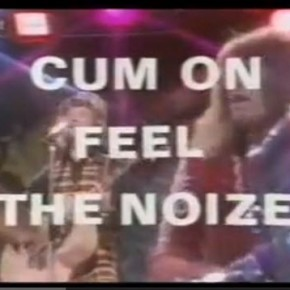 "The Blerd & Gonzo Cover Convo: ""Cum On Feel The Noize"""