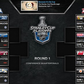 Cold as Ice: Playoff Prediction Edition