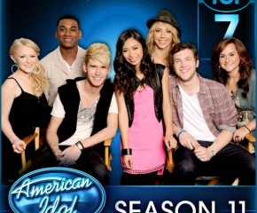 American Idol Season 11 – And Then There Were 7 ... Again