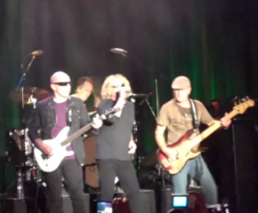 "The Viewfinder: Montrose with Joe Satriani perform ""Bad Motor Scooter"" in San Francisco"