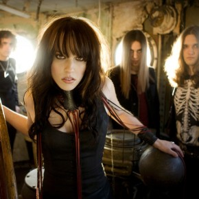 "Spin Cycle: Halestorm's ""The Strange Case of...Halestorm"""