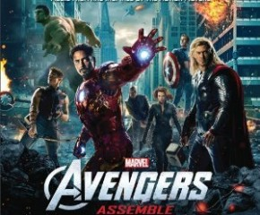 "Spin Cycle: The ""Avengers Assemble"" Soundtrack"