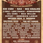 2012 Rock The Bells Lineup Announced