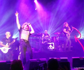 We Saw It!: Chickenfoot at the Houston Bayou Music Center 5/29/12