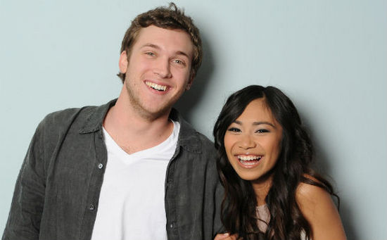 Phillip and Jessica