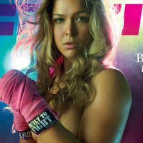 Octagon Blues - Meet Ronda Rousey