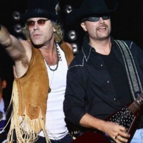Spin Cycle: Big & Rich, Hillbilly Jedi