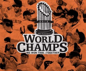 Sweet Chin Muzak - The Giants Are The 2012 World Series Champs