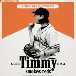 Sweet Chin Muzak – The Redemption Of Tim Lincecum