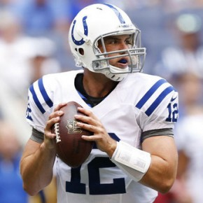 10 Yard Fight - Andrew Luck Has ColtsNation Feeling ChuckStrong!