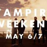 Vampire Weekend Announce Release Date For Third Album