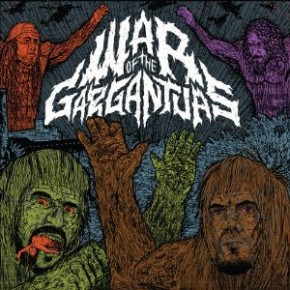 Goddamn Electric: Warbeast/Phil Anselmo's War of the Gargantuas