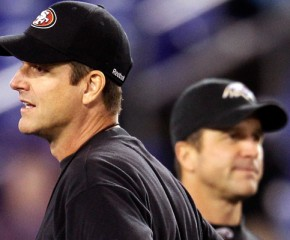 10 Yard Fight - Brothers Harbaugh