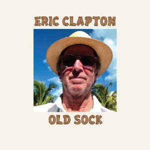 I suppose it could've been worse. Clapton could've used a picture of one of his actual old socks.