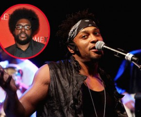 "D'Angelo and ?uestlove Try a ""New Position"""