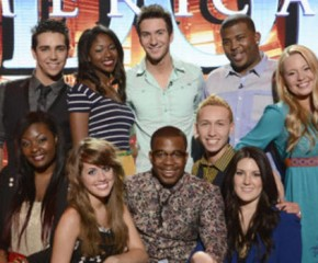 American Idol Season 12 - And Then There Were 10