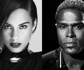 "Alicia Keys & Maxwell Create Kind of a Spark in ""The Fire We Make"""