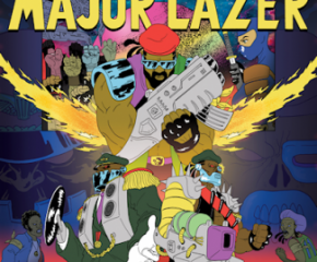 Major Lazer, Free the Universe: Album Review