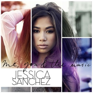 Jessica Sanchez album cover