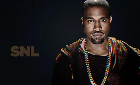 "So...Kanye Was the Musical Guest on ""SNL"" This Past Weekend..."