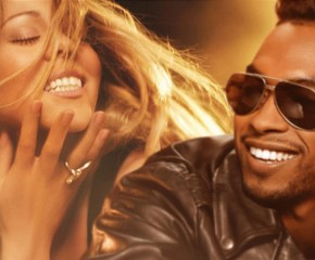 "Mariah & Miguel Make Beautiful Music Together on ""#Beautiful"""