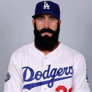 Brian Wilson signs with the Dodgers