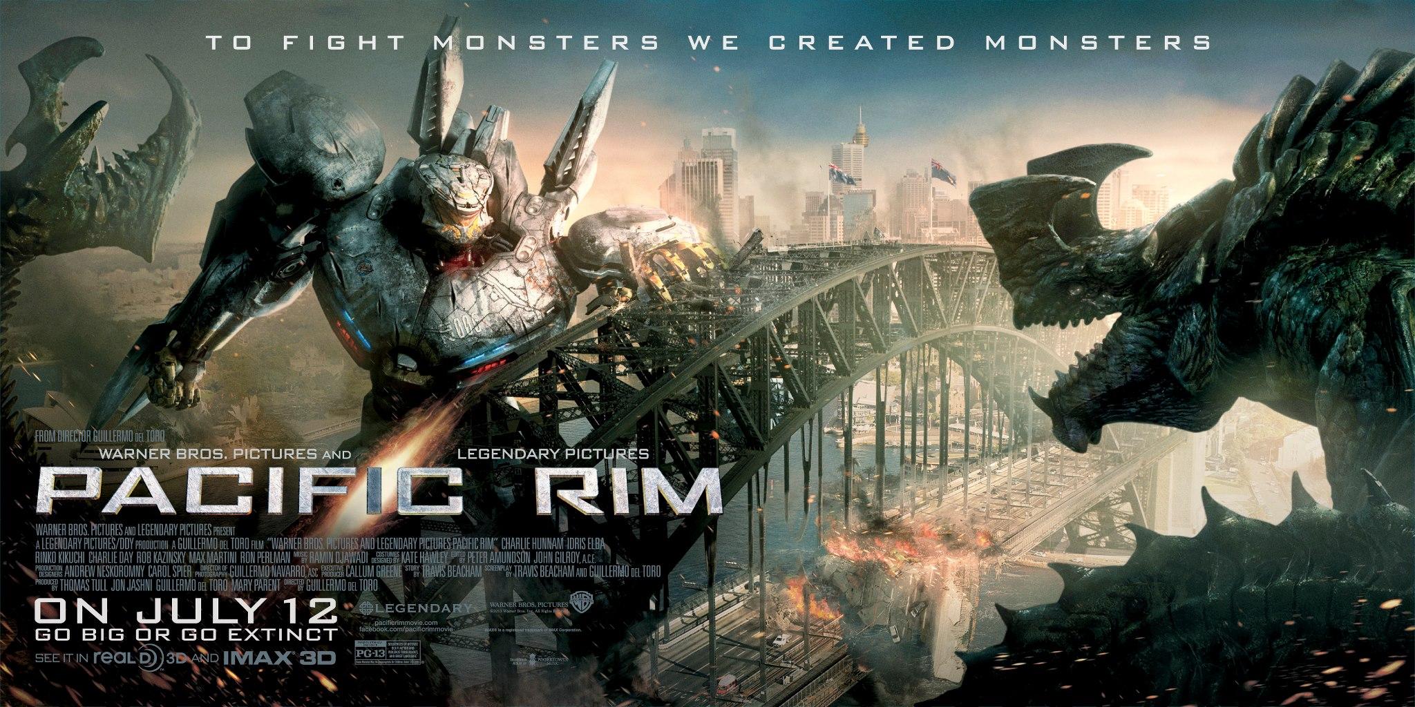 Pacific Rim long poster