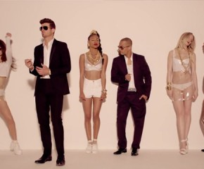 Robin Thicke, Blurred Lines: Album Review