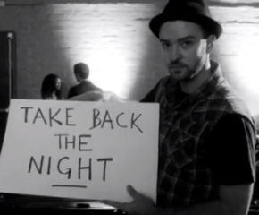 Justin Timberlake's New Single - Take Back The Night