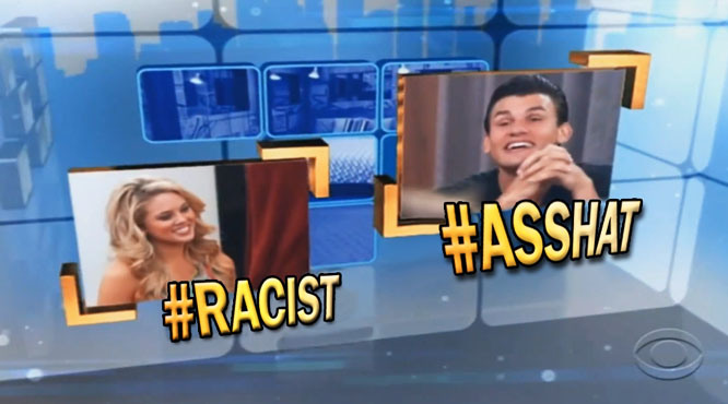 Racist Aaryn