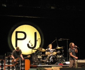 We Saw It! Pearl Jam ... In My Dreams!