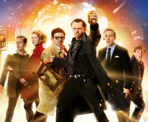 The World's End: Film Review