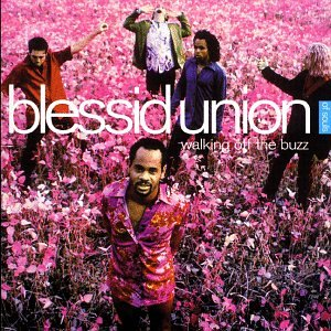"The cover of Blessid Union of Souls' third album, ""Walking Off The Buzz."""
