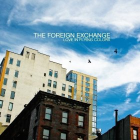 """Love In Flying Colors"" is the new album by R&B duo The Foreign Exchange."