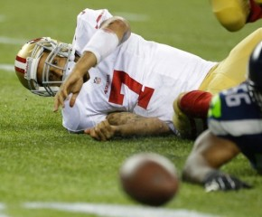 10 Yard Fight - What's Wrong With The 49ers?