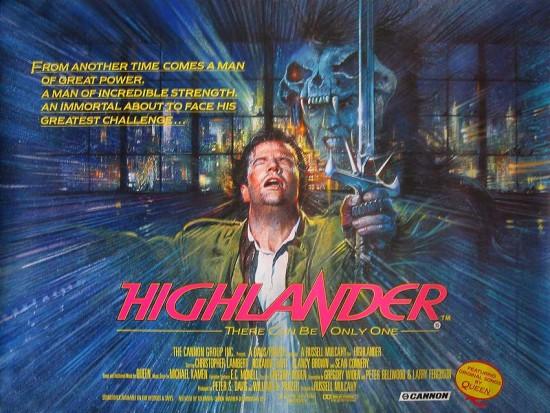 highlander-quad-poster