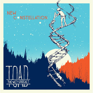 """New Constellation"" is Toad The Wet Sprocket's first album of new material since 1997."