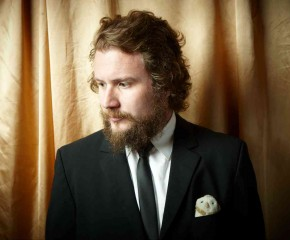 Jim James' New Video-As Performed By Some Guy With A TV On His Head