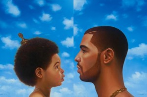 "Ladies and gentlemen, your #1 album: Drake's ""Nothing Was The Same."""