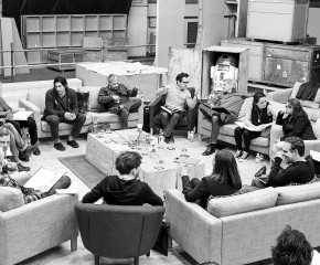 An Early May the Fourth Present for Fanboys: Star Wars Cast Revealed and more...