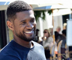 "Usher Returns With ""Good Kisser"""