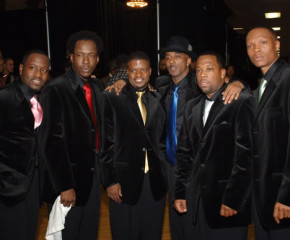 All Six, Some Of The Time: New Edition at Agannis Arena In Boston, 6/27/14
