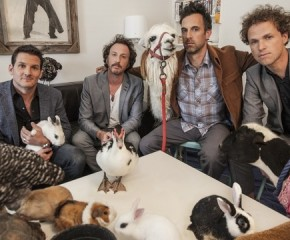 """Long Night"" Teases New Guster Album, Which You Can Support Via PledgeMusic"