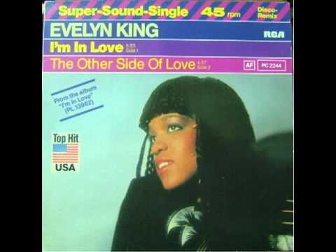 Evelyn King-I'm In Love (single)