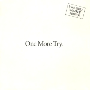 One More Try-George Michael (single)
